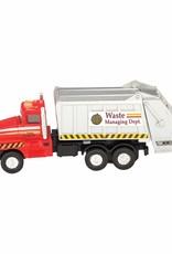 Schylling Die Cast Sanitation Truck