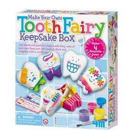 4M 4M Tooth Fairy Keepsake Box