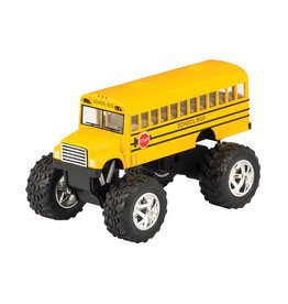 Schylling Die Cast Big Wheel School Bus