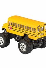 Schylling Die Cast Big Wheel School Bus