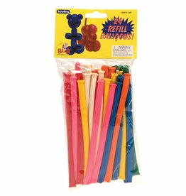 Schylling Balloon Animal Refill - 24 Balloons