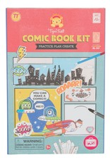 Schylling Comic Book Kit