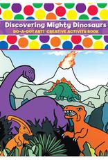 Do A Dot Art Do-A-Dot Book - Discovering Mighty Dinosaurs