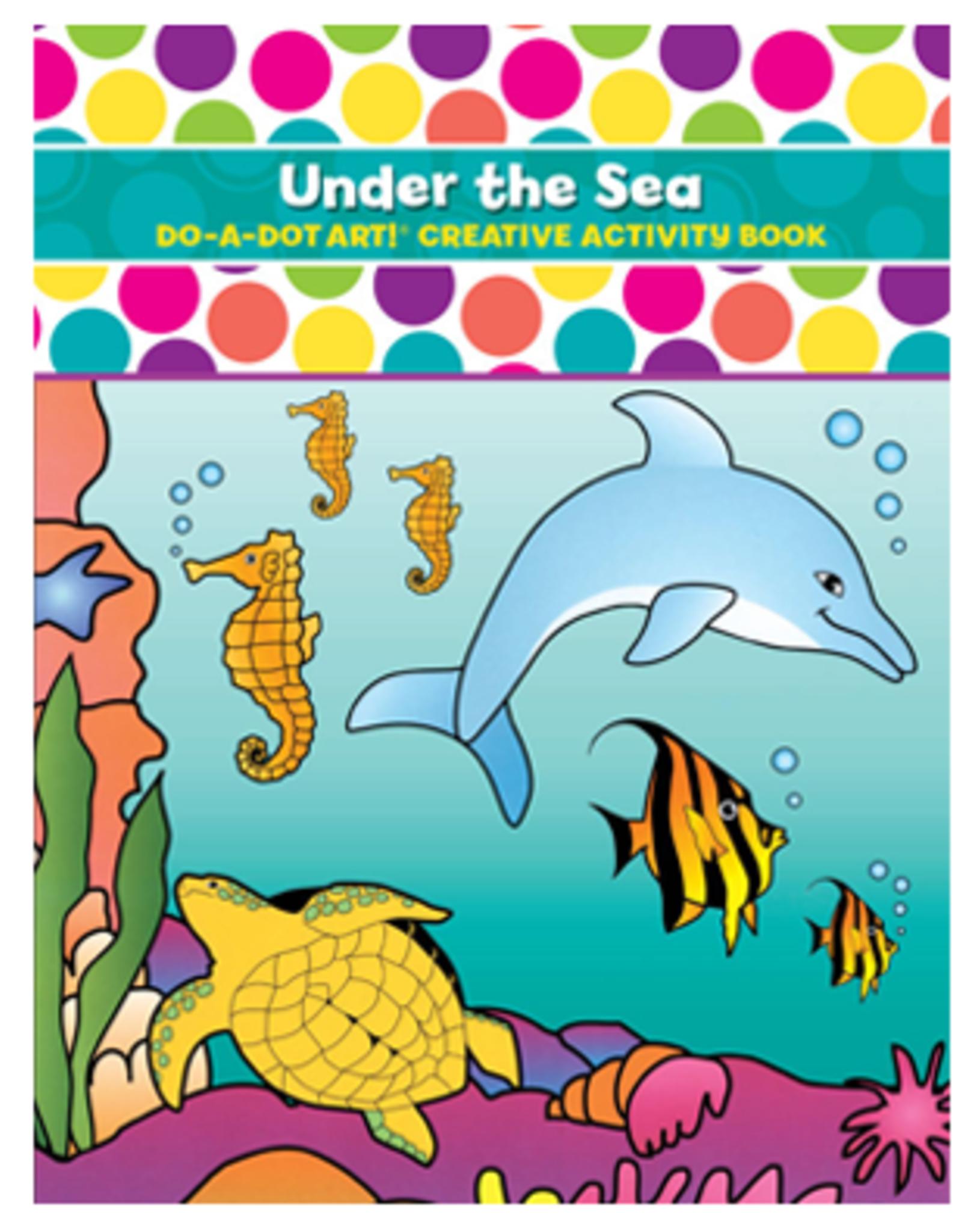 Do A Dot Art Do-A-Dot Book - Under the Sea