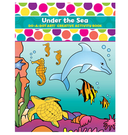 Do A Dot Art Do-A-Dot Book - Under the Sea