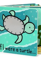 """Jellycat Jellycat """"If I were a Turtle"""" Book"""