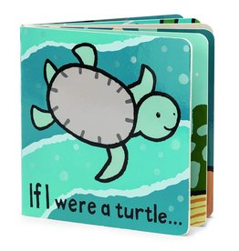 "Jellycat Jellycat ""If I were a Turtle"" Book"