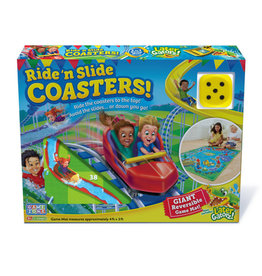 Game Zone Ride 'n Slide Coasters