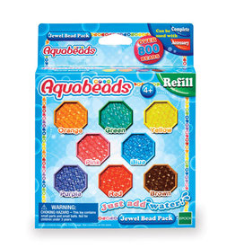 Aquabeads Aquabeads - Jewel Bead Pack