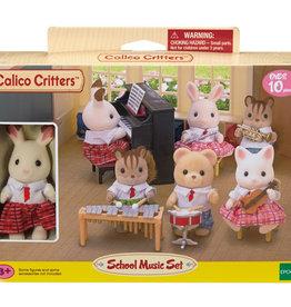 Calico Critters CC School Music Set