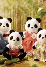 Calico Critters CC Wilder Panda Bear Family