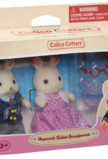 Calico Critters CC Hopscotch Rabbit Grandparents