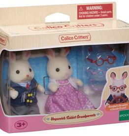 Calico Critters CC Hopscotch Rabbit Grandparents