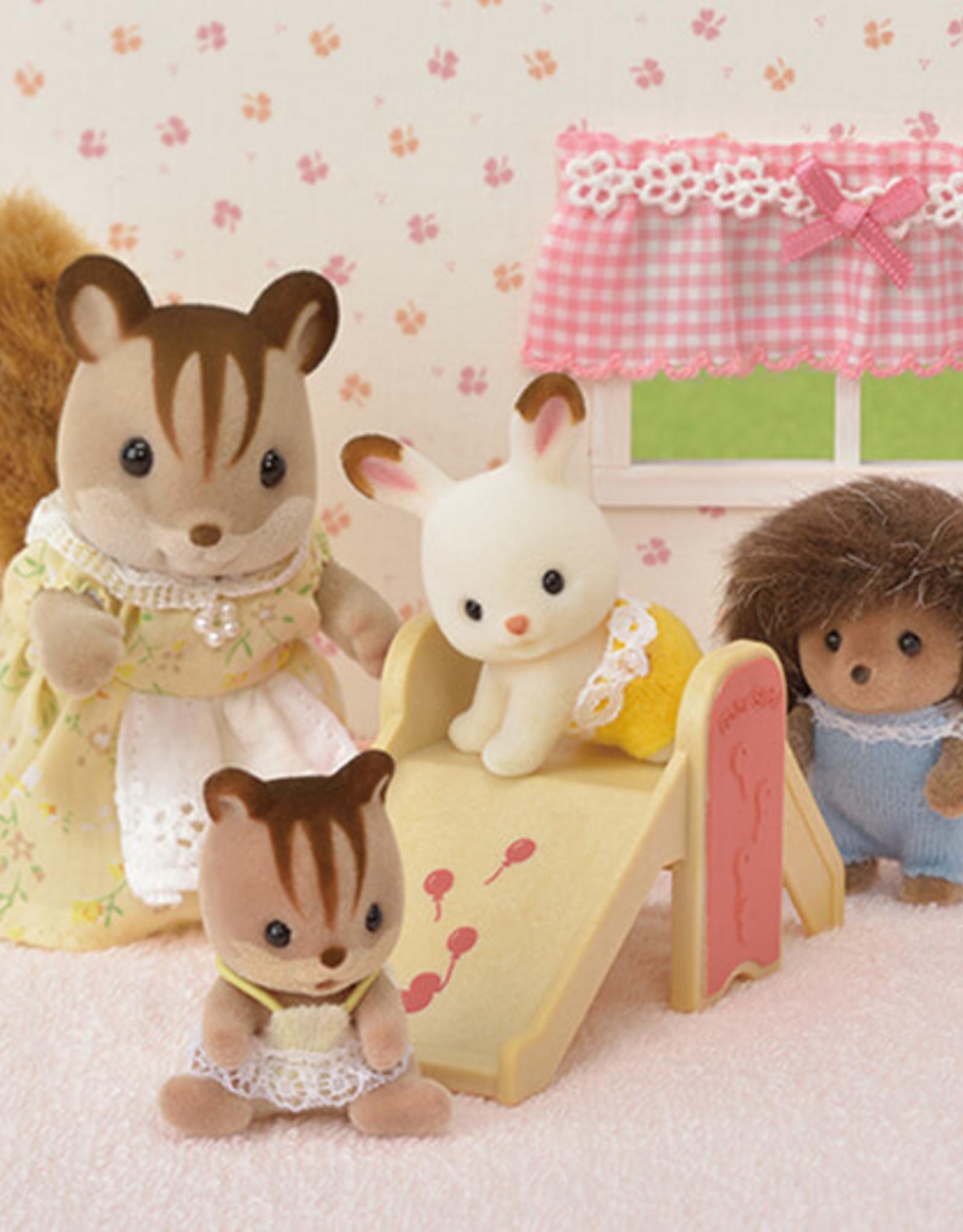 Calico Critters CC Baby Nursery Set