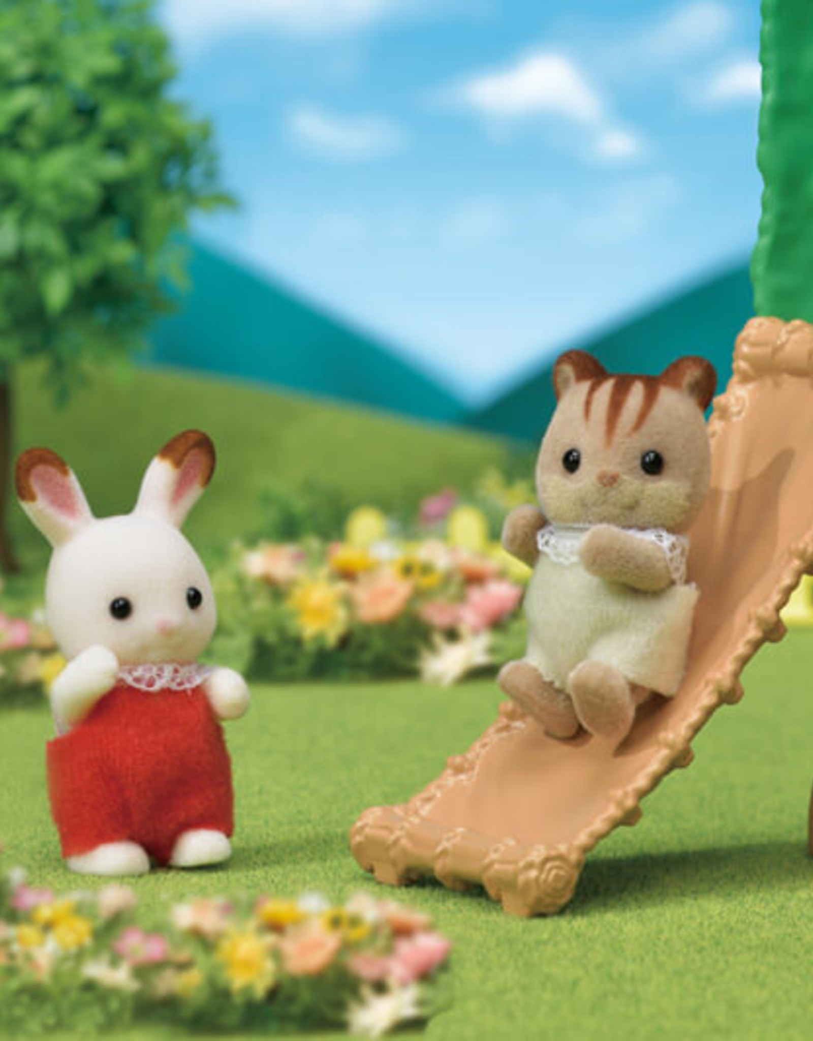 Calico Critters CC Baby Tree House
