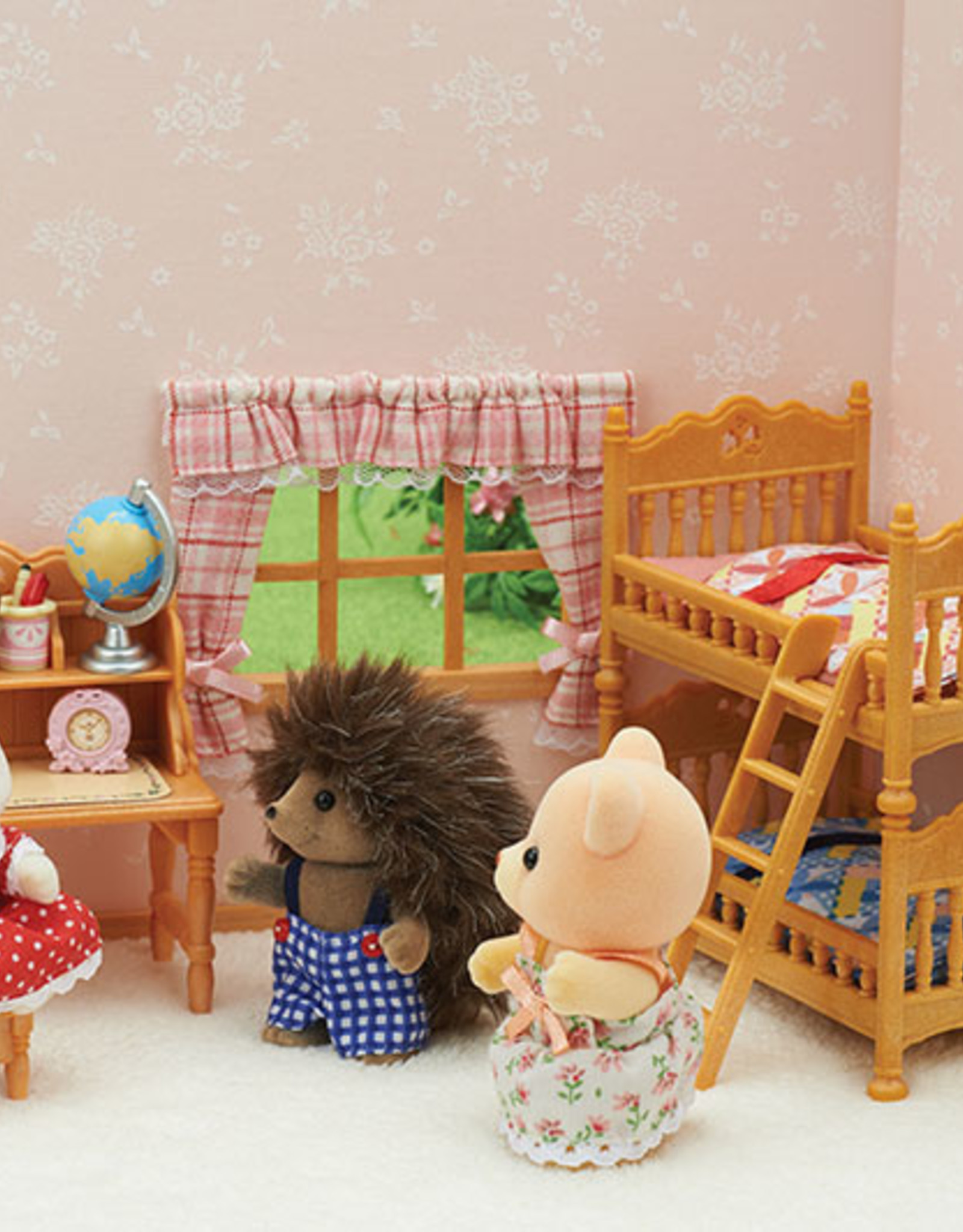 Calico Critters CC Children's Bedroom Set