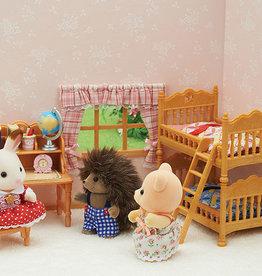 Calico Critters CC Children's Bedroom Set
