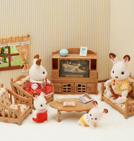 Calico Critters CC Comfy Living Room Set