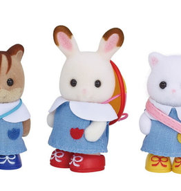 Calico Critters CC Nursery Friends Set