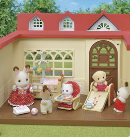 Calico Critters CC Sweet Raspberry Home