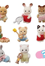 Calico Critters CC - Baby Camping Series