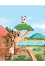 Calico Critters CC Adventure Tree House Gift Set