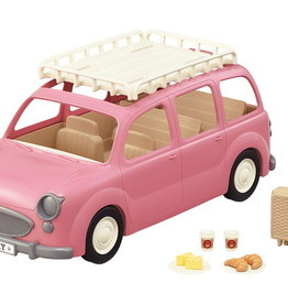 Calico Critters CC Family Picnic Van