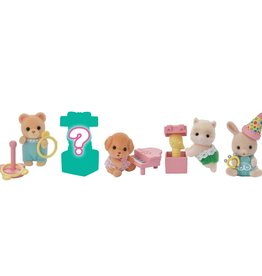 Calico Critters CC Baby Collectibles - Magical Baby Party Series