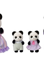 Calico Critters CC Pookie Panda Family