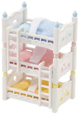 Calico Critters CC Triple Baby Bunk Beds