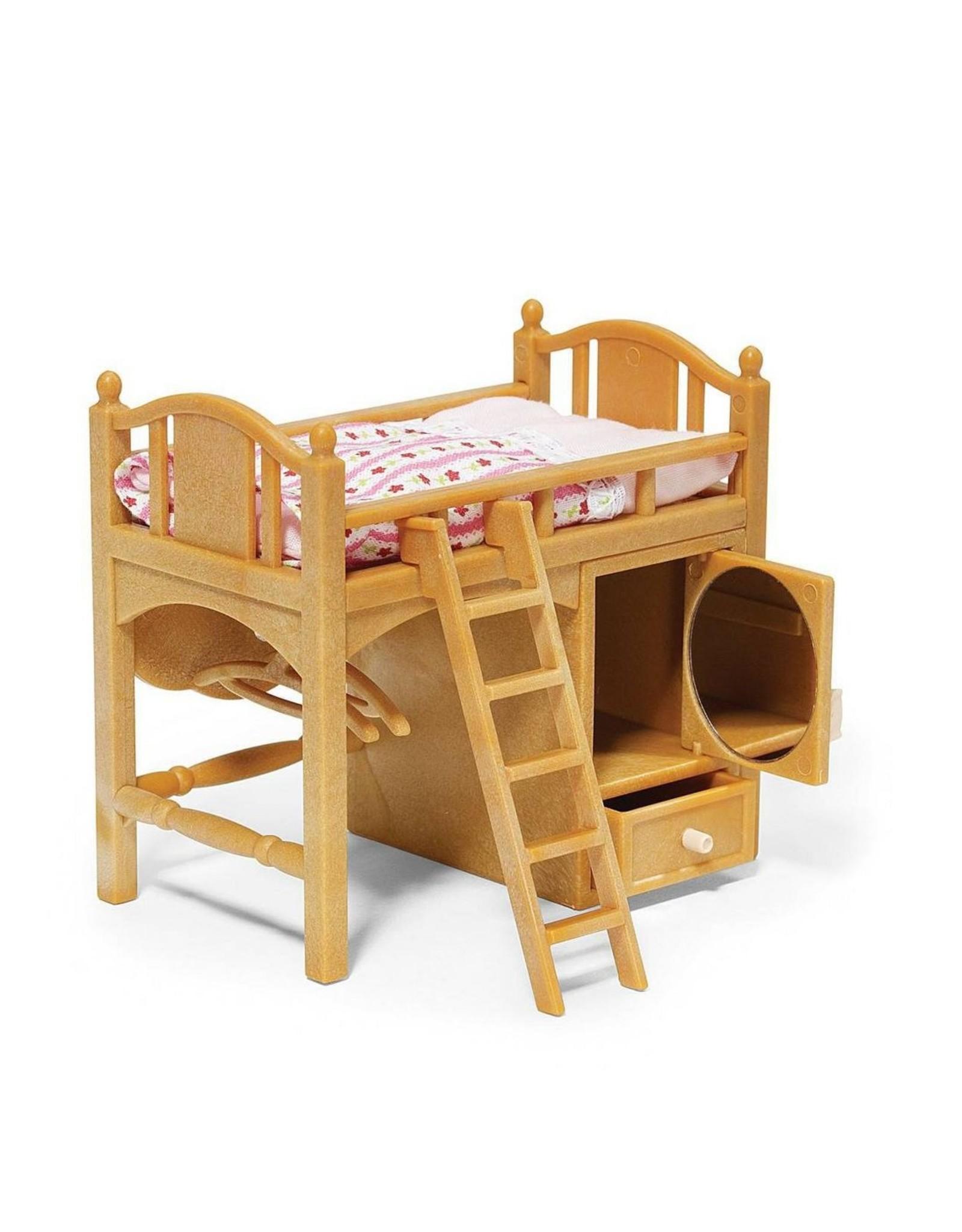 Calico Critters CC Loft Bed