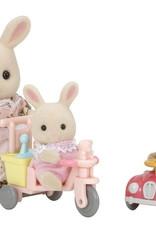 Calico Critters CC Apple & Jake's Ride n Play