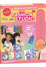 Klutz Tiny Fashion Studio