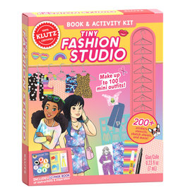 Klutz Tiny Fashion Studio