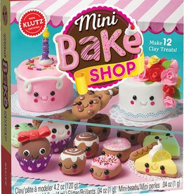 Klutz Mini Bake Shop