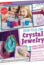 Klutz Grow Your Own Crystal Jewelry