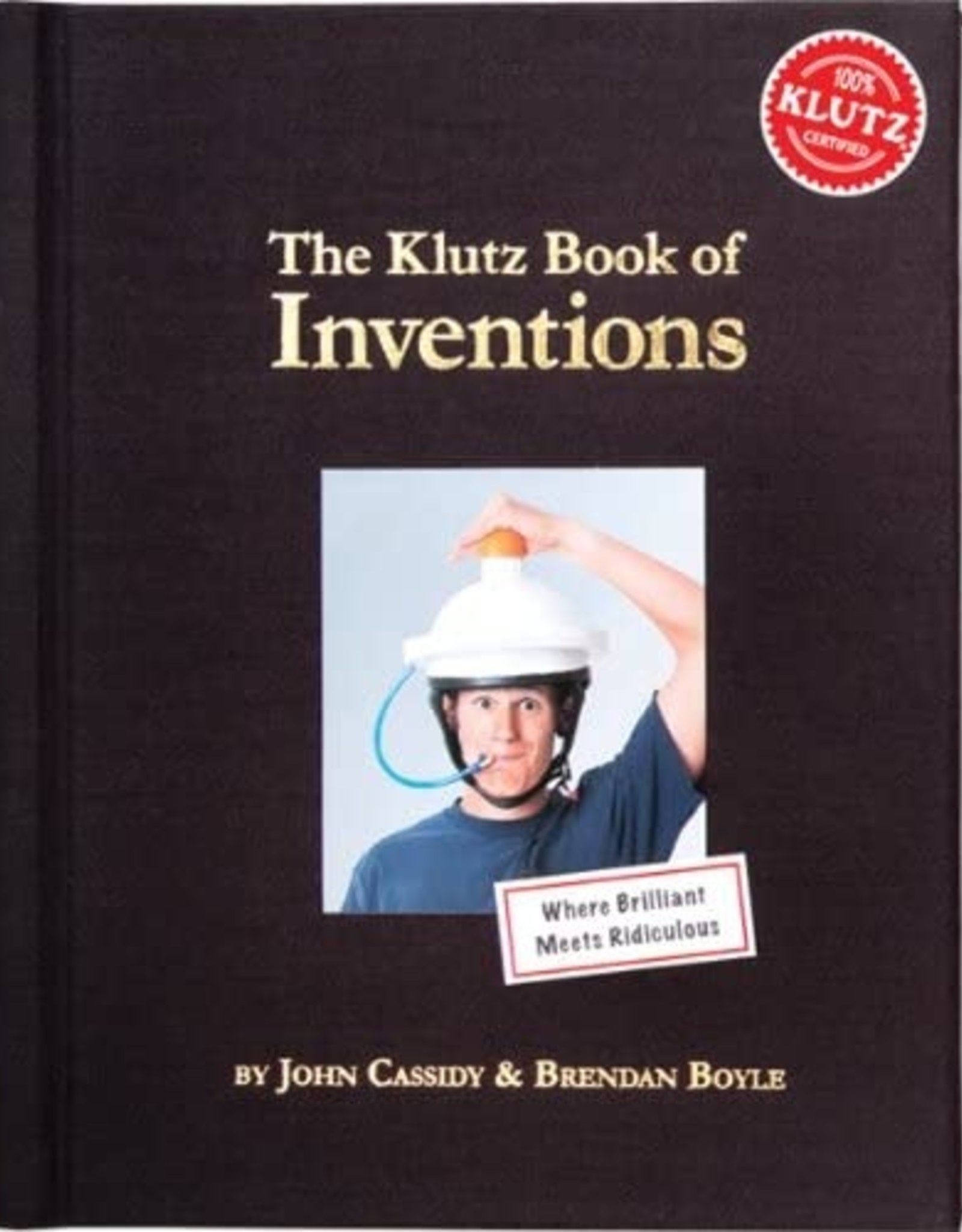 Klutz Klutz Book of Inventions
