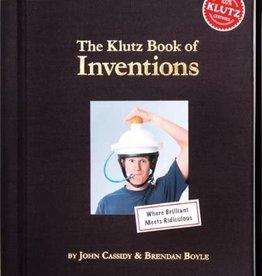 Klutz Klutz Book of Inventions