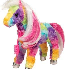 """Douglas Douglas - """"Jacinta"""" Rainbow Unicorn"""