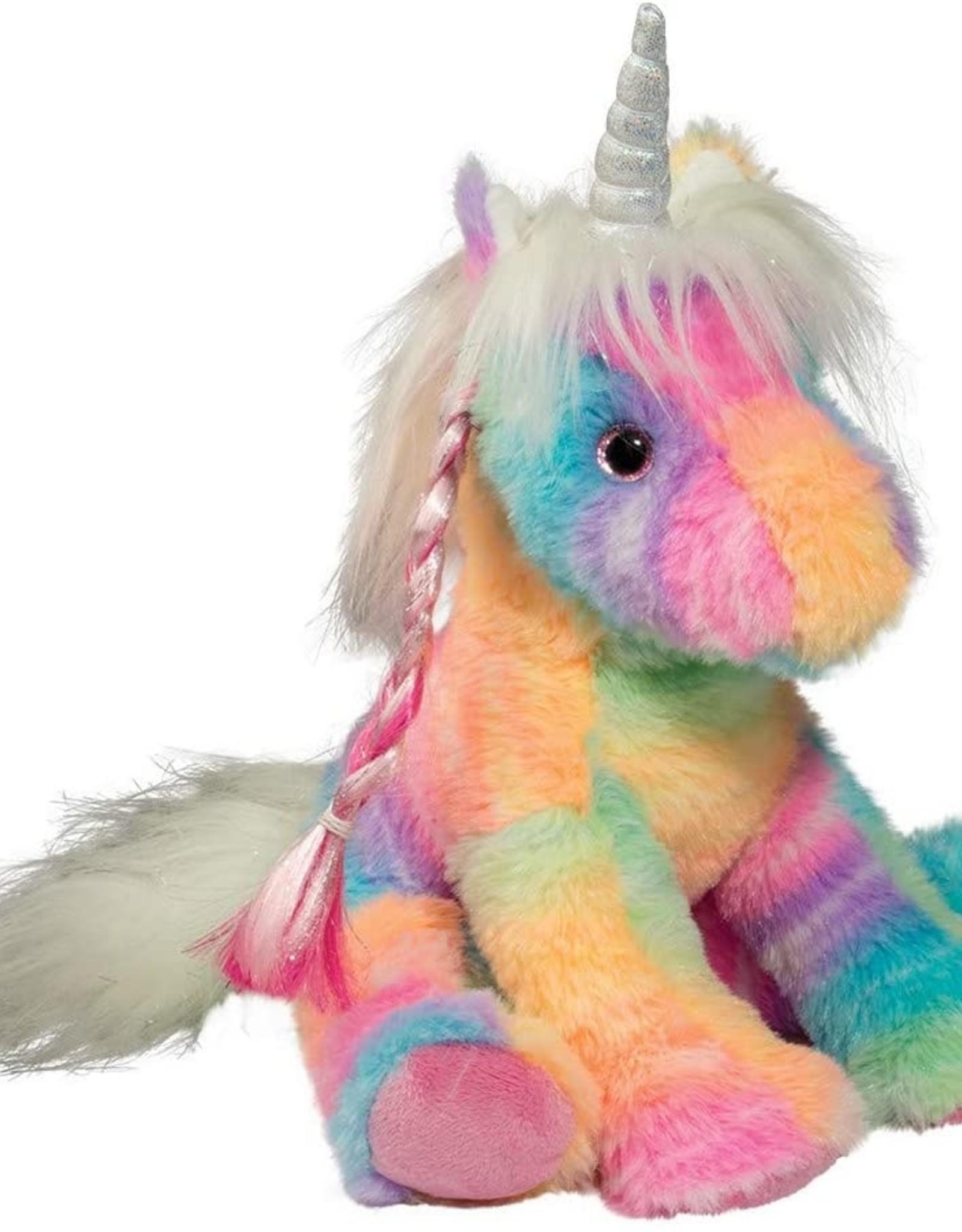 "Douglas Douglas - ""Riona"" Rainbow Unicorn"