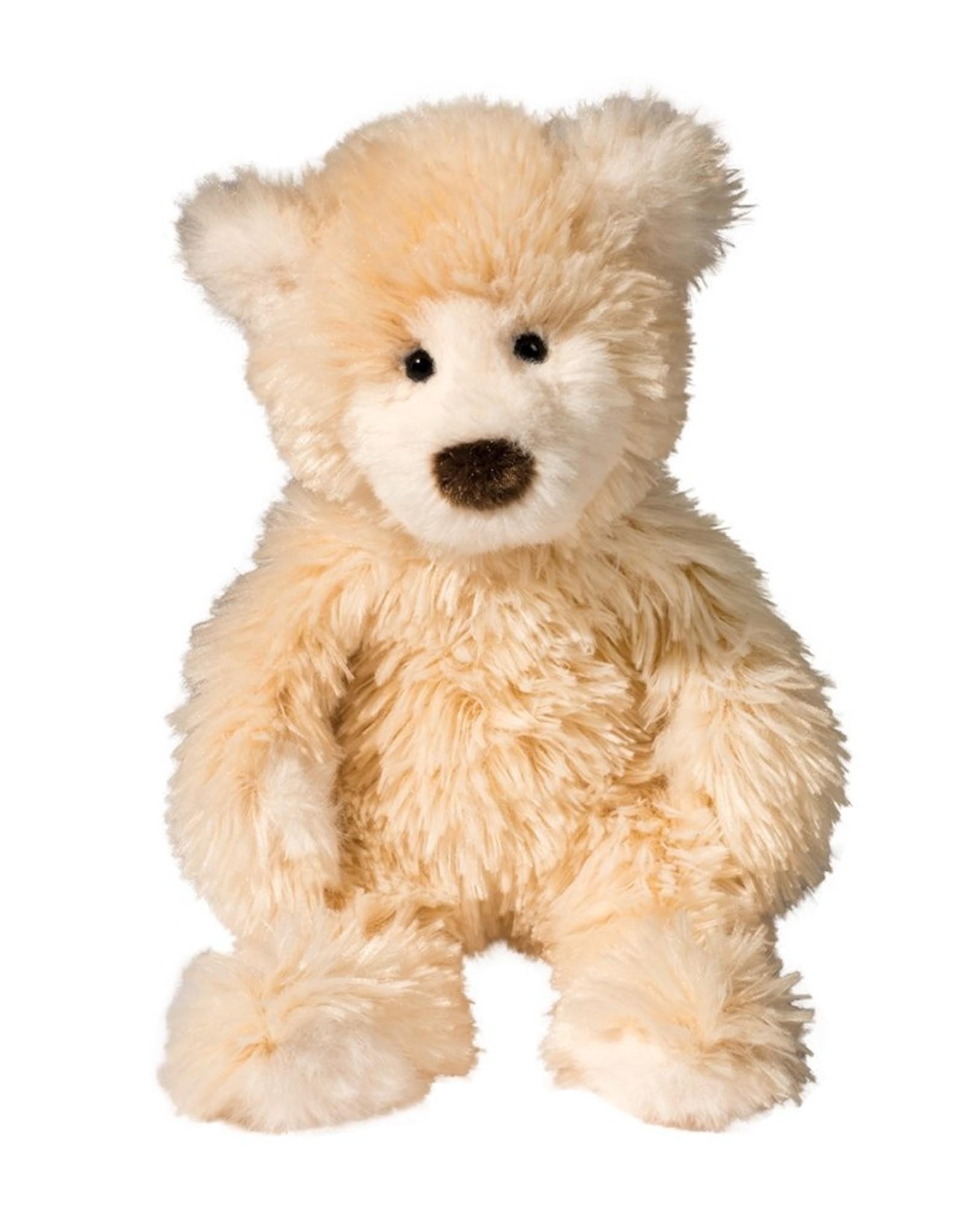 "Douglas Douglas - ""Brulee"" Cream Bear - Small"