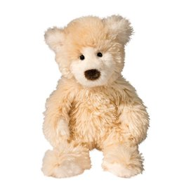 "Douglas Douglas - ""Brulee"" Cream Bear - Small"