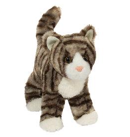 "Douglas Douglas - ""Zigby"" Gray Stripe Cat"