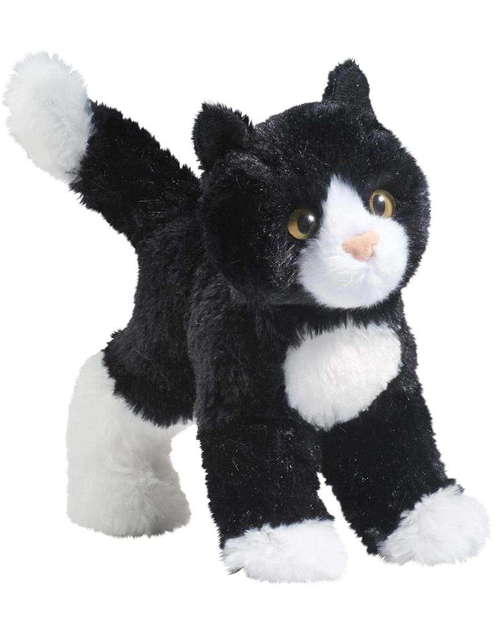 Douglas Douglas - ''Snippy'' Black and White Cat