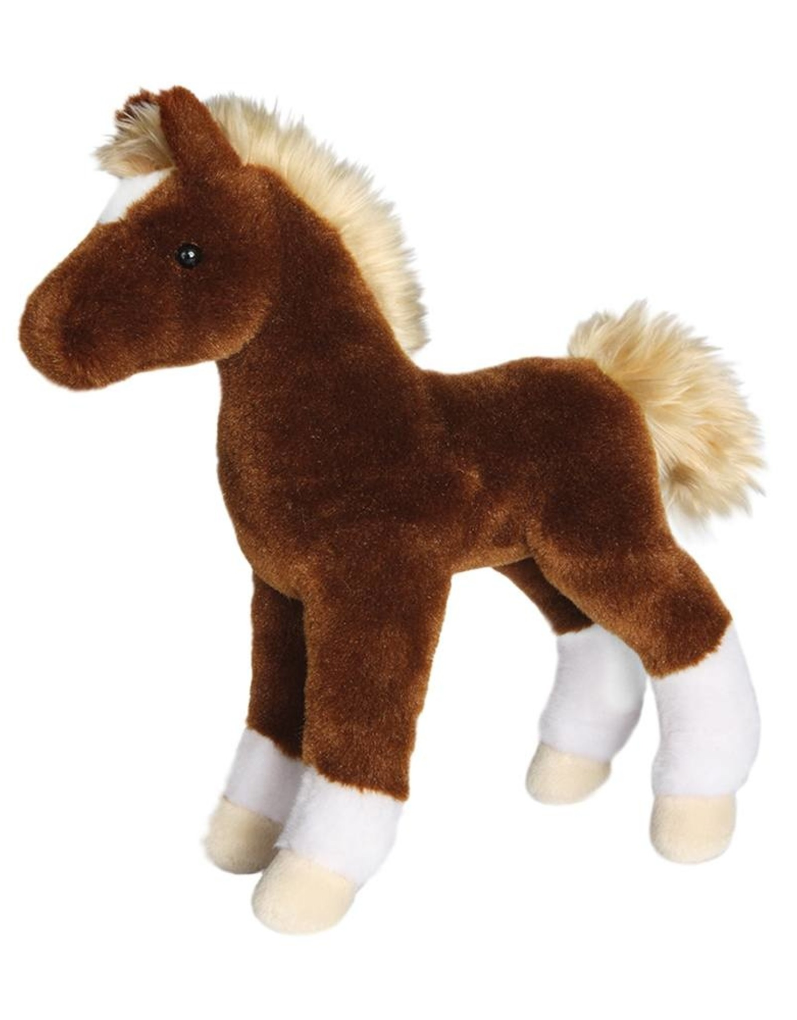 Douglas Douglas - ''Teak'' Chestnut Horse Foal