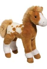 Douglas Douglas - ''Freckles'' Gold Appaloosa Horse Foal