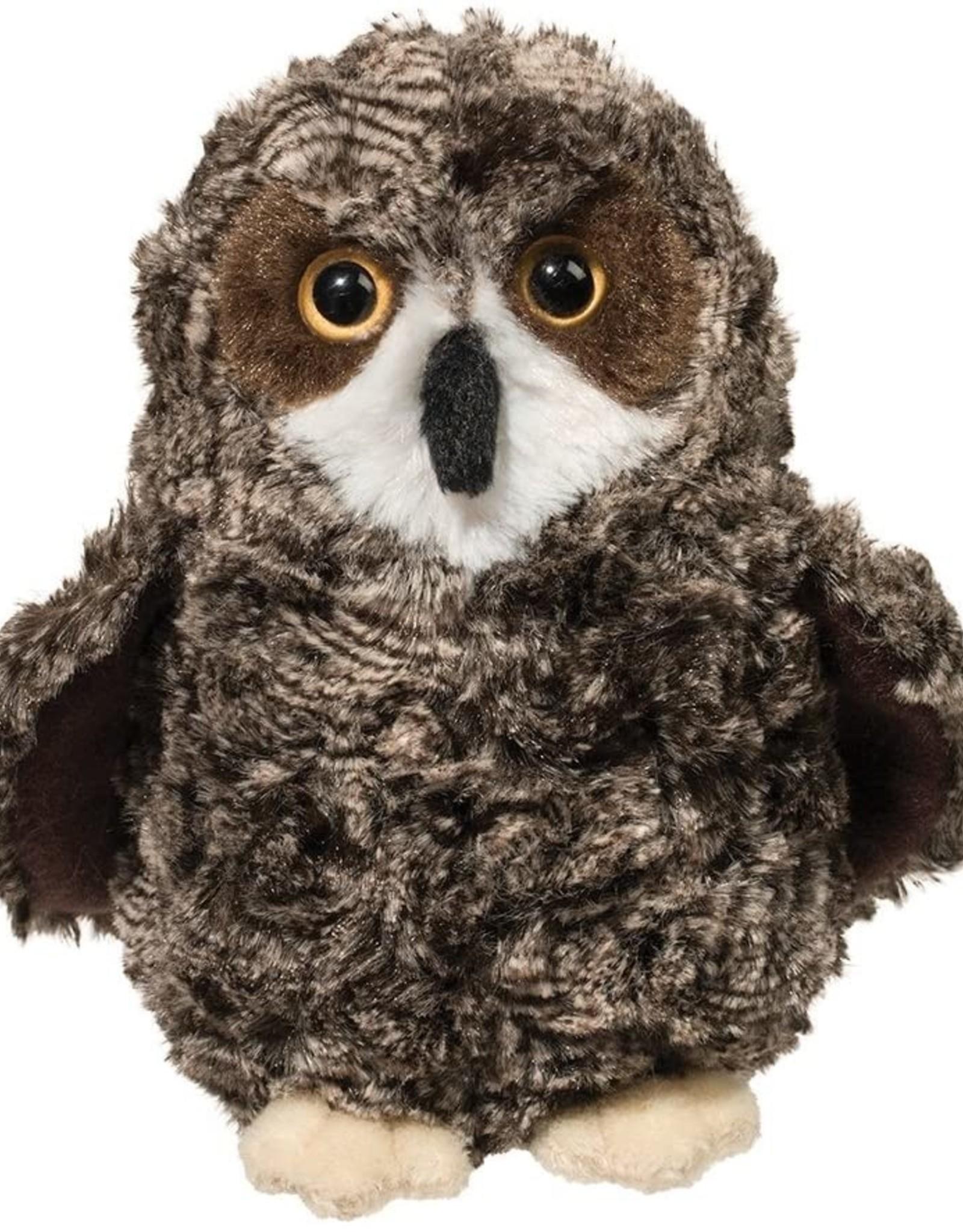 Douglas Douglas - ''Shrill'' Saw-Whet Owl