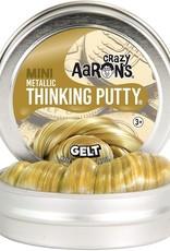 "Crazy Aaron's Puttyworld Crazy Aaron's Putty - Mini Gelt 2"" Tin"