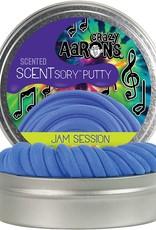 "Crazy Aaron's Puttyworld Crazy Aaron's Scentsory - Jam Session 2.75"" Tin"