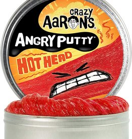 "Crazy Aaron's Puttyworld Crazy Aaron's Putty - Hot Head 4"" Tin"